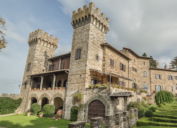 Thumbnail 5 bed château for sale in Greve In Chianti, Greve In Chianti, Florence, Tuscany, Italy