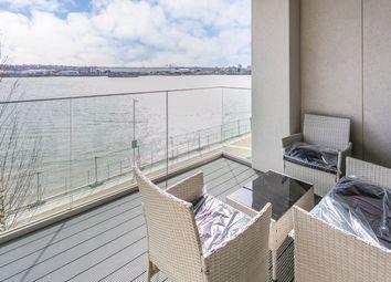 Thumbnail 3 bed flat to rent in Royal Victoria/ Royal Wharf, London Royal Wharf