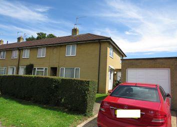 Thumbnail 3 bedroom end terrace house for sale in Middlefield, Welwyn Garden City
