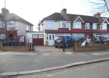 Thumbnail 3 bed semi-detached house for sale in Harrow Drive, Bush Hill Park Borders