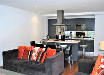 Thumbnail 2 bed flat for sale in The Oxygen, 18 Western Gateway