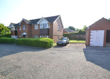 Thumbnail 1 bed flat to rent in Sycamore Close, Bourne End