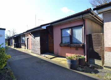 Thumbnail 1 bed bungalow for sale in Berecroft, Harlow, Essex