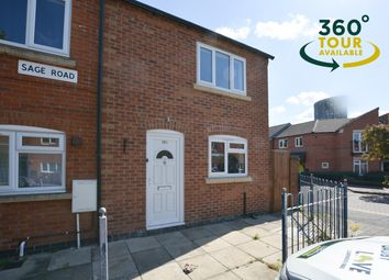 2 bed semi-detached house to rent in Sage Road, Westcotes, Leicester LE2
