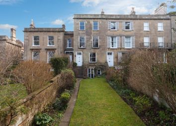 Thumbnail 4 bed terraced house for sale in Prospect Place, Beechen Cliff, Bath