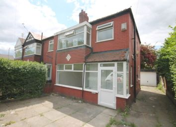 Thumbnail 3 bedroom semi-detached house to rent in St. James Road, Salford