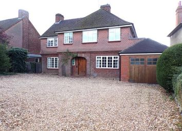 Thumbnail 4 bed detached house to rent in Bedford Road, Clapham