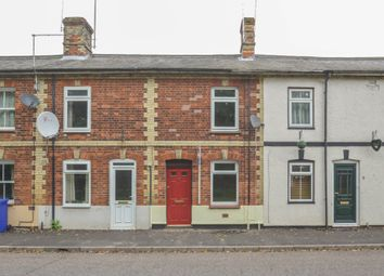 Thumbnail 2 bed terraced house for sale in Sturmer Road, Haverhill