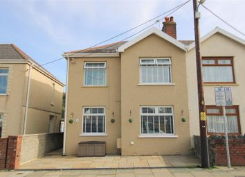 Thumbnail 3 bed semi-detached house for sale in Ormond Street, Briton Ferry, Neath
