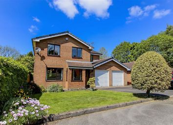 Thumbnail 4 bed detached house for sale in Woodside Close, Accrington, Lancashire