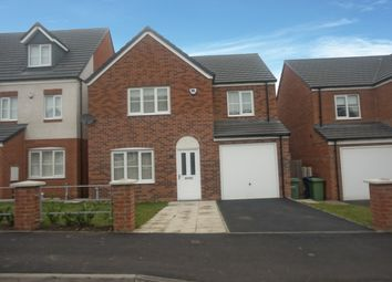 Thumbnail 4 bedroom detached house for sale in Corning Road, Sunderland