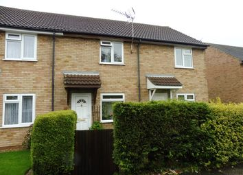Thumbnail 2 bedroom terraced house for sale in Tinkers Drove, Wisbech