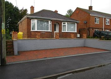 Thumbnail 2 bed bungalow to rent in East View, Roman Bank, Leverington, Wisbech