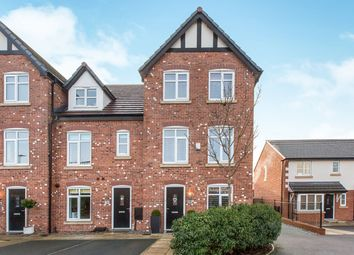 4 bed terraced house for sale in Severn Way, Holmes Chapel, Cheshire CW4