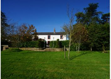 Thumbnail 4 bed detached house for sale in Whitrigg, Wigton