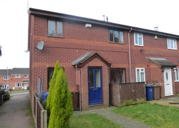 Thumbnail 1 bed property to rent in Norton Terrace, Norton Canes, Cannock