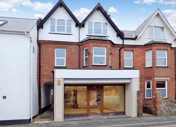Thumbnail 4 bedroom end terrace house for sale in Temple Street, Sidmouth