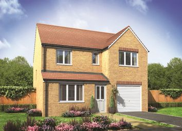 "Thumbnail 4 bed detached house for sale in ""The Longthorpe"" at The Street, Beck Row, Bury St. Edmunds"