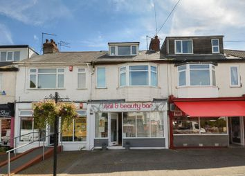 Thumbnail 2 bed flat for sale in Cliff Road, Hornsea