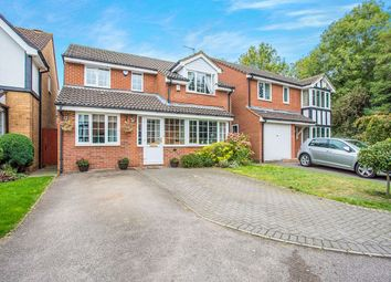 Thumbnail 4 bed detached house for sale in Lamb Close, Watford