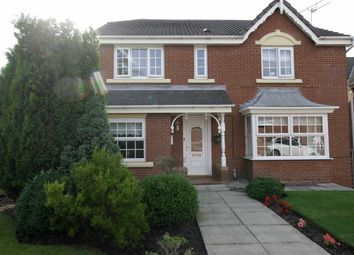 Thumbnail 4 bed detached house for sale in Orchid Close, Upholland