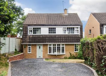 Thumbnail 4 bed detached house for sale in Redmond Close, Etching Hill, Rugeley