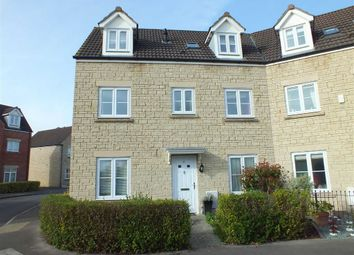 Thumbnail 5 bed end terrace house for sale in Cavell Court, Trowbridge, Wiltshire
