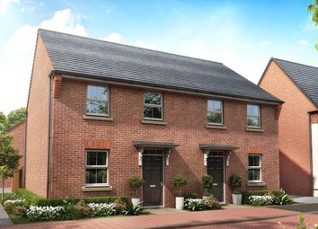 Thumbnail 2 bed semi-detached house for sale in Hook Lane, Westergate, Chichester
