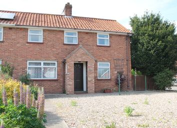 Thumbnail 3 bedroom semi-detached house for sale in Wilderness Close, Harleston