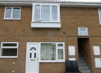 Thumbnail 2 bedroom flat to rent in St. Johns Chase, March
