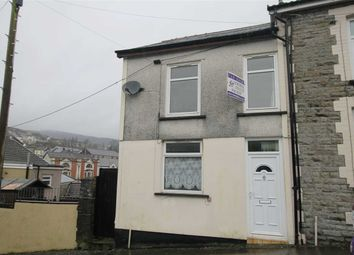 Thumbnail 2 bedroom terraced house for sale in Library Road, Penygraig, Tonypandy