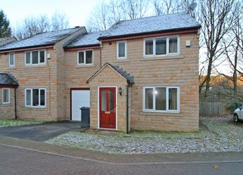 Thumbnail 4 bedroom end terrace house to rent in Bramble Bank, Holmfirth