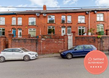 Thumbnail 3 bed terraced house for sale in Nantcarn Road, Cwmcarn, Newport, Caerffili