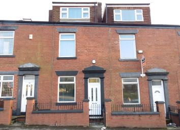 Thumbnail 4 bed terraced house for sale in Burnley Lane, Chadderton, Oldham