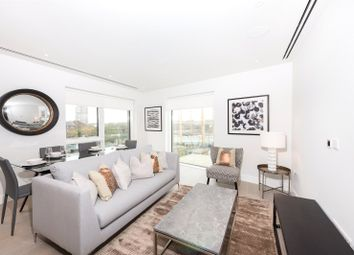 Thumbnail 2 bed flat to rent in Lockside House, Chelsea Creek, Chelsea, London
