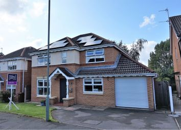 Thumbnail 4 bed detached house for sale in Spring Meadows, Sefton Farm, Clayton Le Moors