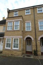 Thumbnail 3 bed town house to rent in The Maltings, Great Cambourne, Cambourne, Cambridge