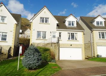 Thumbnail 4 bed detached house for sale in Willison Crescent, Tillicoultry