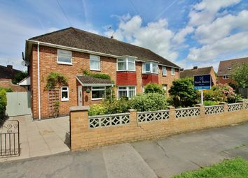 Thumbnail 4 bed semi-detached house for sale in Dudley Road, Kenilworth