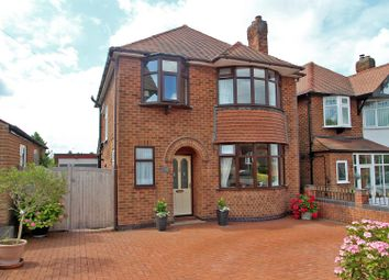 Thumbnail 3 bedroom detached house for sale in Gedling Road, Arnold, Nottingham