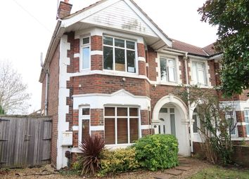 Thumbnail 4 bed semi-detached house to rent in Shaftesbury Avenue, Southampton