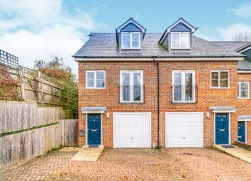 Thumbnail 3 bedroom end terrace house for sale in Ship Street, East Grinstead