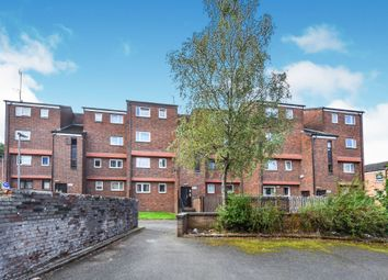Thumbnail 3 bed flat for sale in Clavering Street East, Paisley