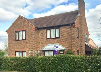 Thumbnail 3 bedroom detached house for sale in Whattoff Way, Baston, Peterborough, Lincolnshire
