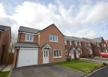 Thumbnail 4 bedroom detached house for sale in Furnace Close, North Hykeham, Lincoln