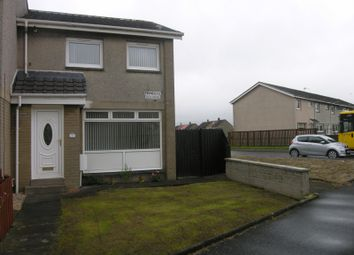 Thumbnail 2 bed end terrace house for sale in Princess Square, Newmains