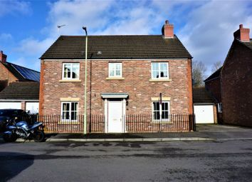 Thumbnail 4 bed detached house for sale in River Way, Bridgend, Brynmenyn