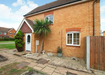 Thumbnail 3 bed end terrace house for sale in Hazel Court, Hersden, Canterbury
