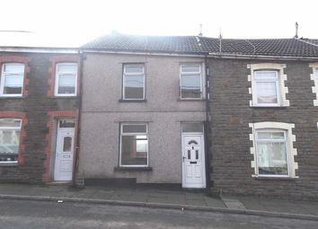 Thumbnail 3 bed terraced house for sale in Brocks Terrace, Porth