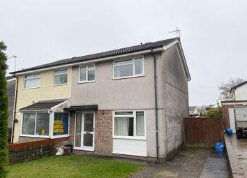3 bed semi-detached house to rent in Mervyn Way, Pencoed, Bridgend CF35